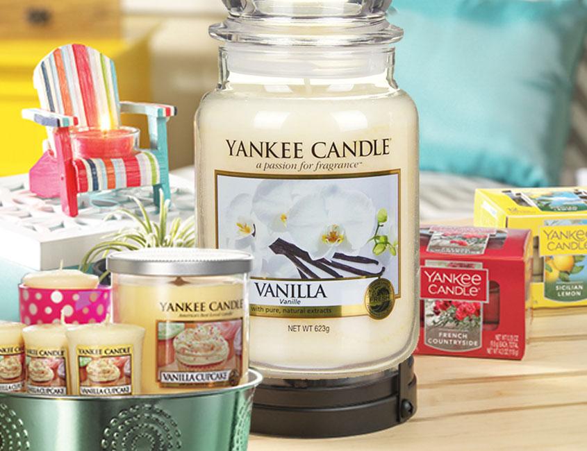 Yankee Candle - School Fundraising Program - Teamwork Fundraising